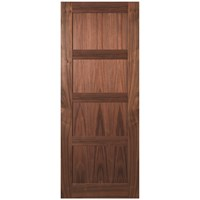 Deanta  HP1 Internal Walnut Door
