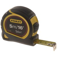Stanley  Pocket Measuring Tape - 5m (16ft)