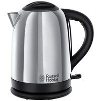 Russell Hobbs  Oxford Polished Steel Cordless Kettle - 1.7 Litre