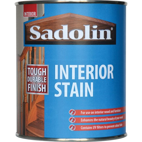 Sadolin  Interior Wood Stain - 500ml