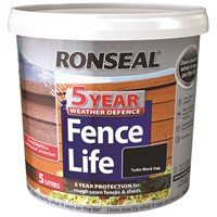 Ronseal  5 Year Weather Defence Fencelife - 9 Litre