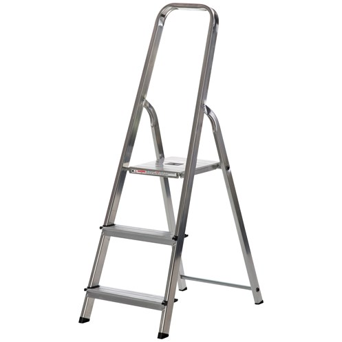 Werner  3 Tread Stepladder