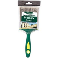Fleetwood Weather Guard Masonry Paint Brush - 4in