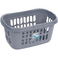 Casa  Hipster Laundry Basket - Silver