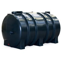 Kingspan Titan  Single Skin Horizontal Oil Tank - 1,360 Litre