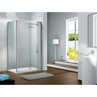 Flair Slimline Capella Slider Door 1200mm