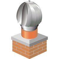Clean Sweep  Excelerator Chimney Cowl