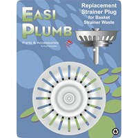 Easi Plumb  Replacement Basket Strainer - 83mm