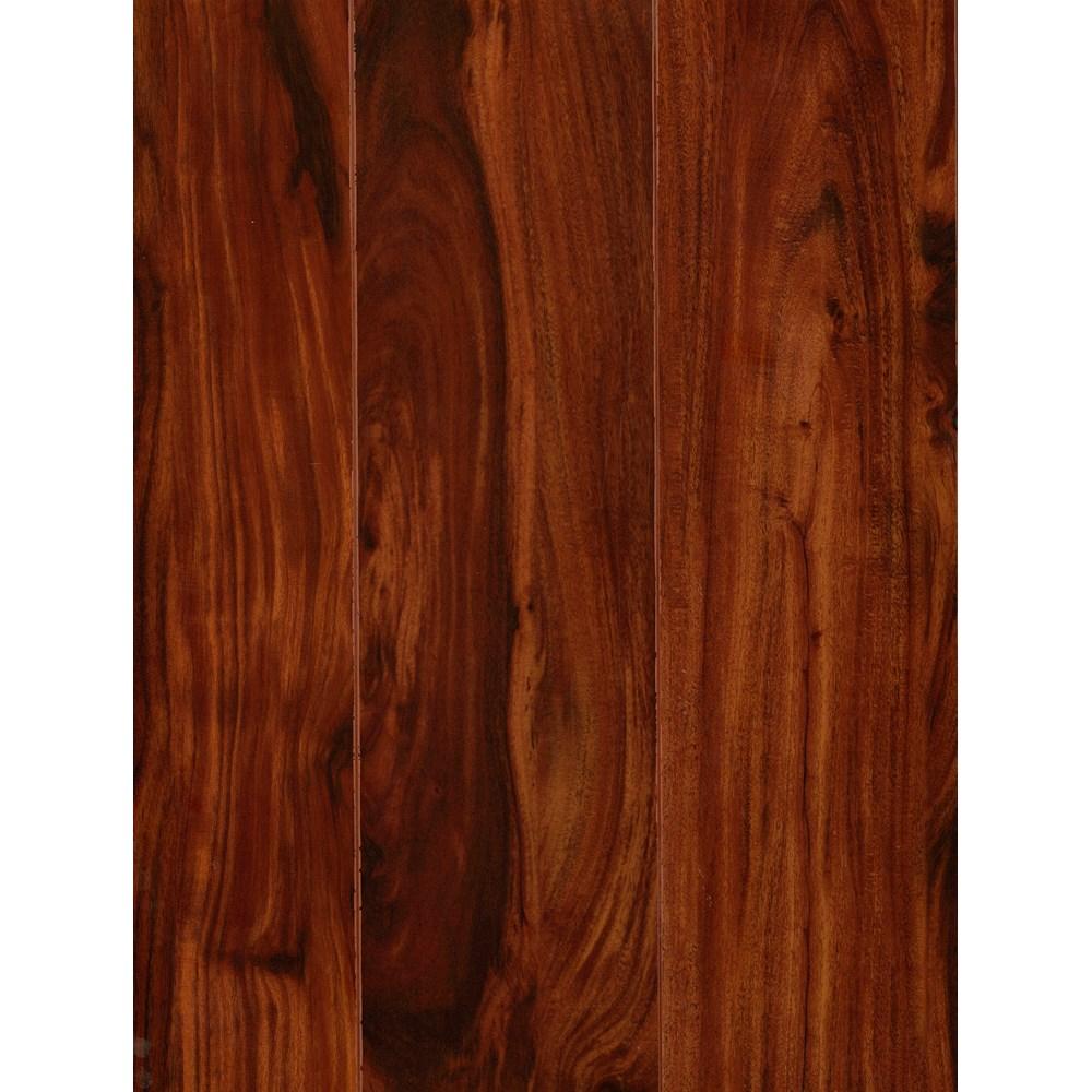 Canadia Prestige Laminate Flooring 12mm Gloss Walnut Acacia