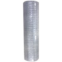 BAT Metalwork  Light Welded Steel Mesh - 6 metre Roll x 2mm
