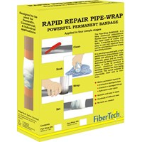 Fiber Tech  Rapid Repair Pipe-Wrap Bandage - 1.8m x 50mm