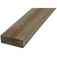 SNR  Eased Edged Treated Timber - 100 x 44mm