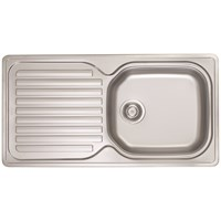 Franke  Stainless Steel Single Bowl Sink