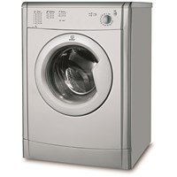 Indesit  Silver Vented Tumble Dryer - IDV75S